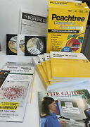 Vintage Software Peachtree / Sage Complete Accounting Software V7.0
