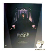 Ready New Hot Toys Star Wars Ep Vi Return Jedi Emperor Palpatine Deluxe Mms468