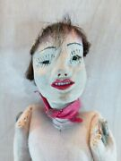 Haunted Creepy Voodoo Doll Witchcraft And Black Magic