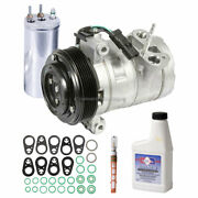 For Jeep Liberty 2005 2006 Oem Ac Compressor W/ A/c Repair Kit Csw
