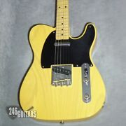 Fender American Original And03950s Telecaster Used Electric Guitar