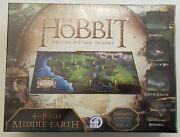 4d The Hobbit Middle Earth 3d Puzzle Lord Of The Rings 1390 Pieces New And Sealed
