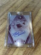 Mike Schmidt 2021 Topps Tribute 1/1 Auto Magenta Printing Plate Phillies Ta-ms