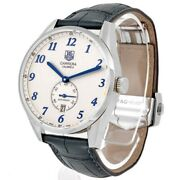 Tag Heuer Carrera Heritage Caliber 6 Was2111.fc6293 Automatic White Dial Watch