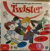 Twister 2009 Hasbro Kids Edition Game Family Party Group Ages 6+ Players 2+