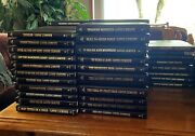 Louis L'amour The Old West Complete Leatherette Collection 122 Books And More