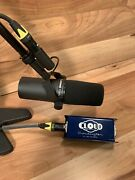 Shure Sm7b W/ Cloud Microphones Cl1 Cloudlifter 25db Booster And 10and039 Cable