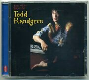 The Very Best Of Todd Rundgren Cd Utopia Hello Itand039s Me I Saw The Light
