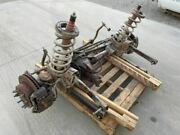 Used 3.73 Front Axle Assembly 07 Dodge Ram 3500 Complete Outright Shipped 29051