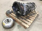 08 Ford F350 Super Duty 6.4l 4x2 Used At 5r110w Transmission No Pto Flange Type