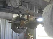 Used 2007 Silv2500 3.73 G80 11.5 Diesel Rear Axle Assembly 3500 Pickup 28712