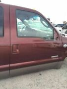 00 01 02 03 04 05 06 07 Ford F350 Right Front Door King Ranch T5 W Glass And Reg