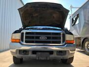 99 Ford F250 7.3l Diesel Complete Front End Clip Hood Fenders Bumper W Cooling