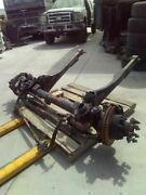 Used 2016 Ram 3500 Cab/chassis Front I Beam Axle 2wd Shipped 13-18 29482