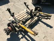 96 Ford F450 2wd Front I Beam Suspension Complete 25955