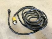 05 Fleetwood Revolution Rv Motor Home Used Inverter Wall Plug In Power Cable