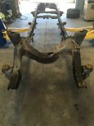 08 09 10 Ford F350 Super Duty Frame 172 Wb, Crew Cab, 4x4, 8ft Bed, 70k 18716