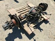 Used 96 Ford F450 4.63 Rear Axle Assembly Complete Can Fit 87-97 25956