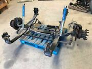 2014 Fleetwood Terra F53 Chassis Front Suspension 24499