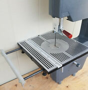Shopsmith Mark V 510/520 - Bandsaw W/alluminum Table And Extension