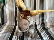 Official Disney Store Sven Frozen Plush Poseable Limbs Stuffed Animal Toy 16