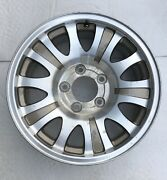 00-04 One Wheel Rim Ford F150 Expedition King Ranch 17 Oem Machined Tan 3412