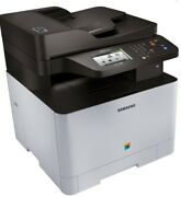 Brand New Samsung Xpress C1860fw Color All In One Printer Scanner Fax Copier
