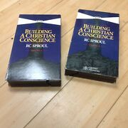Building A Christian Conscience Vhs Volume 1 And 2 By Rc Sproul Author