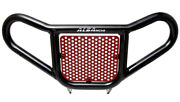 Trx 450r 400ex Front Bumper Red And Black Screen Alba Racing 218 R2 Br