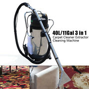 110v40l Household Carpet Cleaning Machine Portable Dust Cleaner Vacuum Extractor