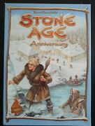 Stone Age Anniversary Edition - Board Game [z-man Games] -excellent-