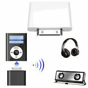 Wireless Bluetooth Transmitter Hifi Audio Dongle Adapter For Ipod Classicandtouch
