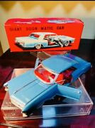 1960s Manmori Toy Haji At That Time Made In Japan With Box Door Window Opening