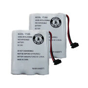 Replacement For Uniden Bt905 Bt800 Bt1006 Ge-tl26154 Cordless Phone Battery