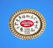 1970and039s Falls City Beer Your Lucky Zodiac Sign Wall Decor Advertisement