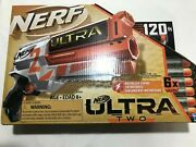 Nerf Ultra Two Motorized Blaster, Includes 6 Official Nerf Ultra Darts