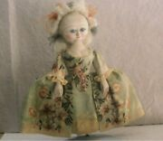 Queen Anne Doll By Old Petenders
