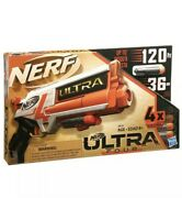New Nerf Ultra Four Blaster Includes 4 Official Nerf Darts Advanced Design