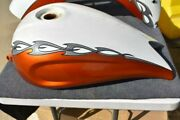 Victory Tank Fenders And Side Covers Complete Set. Nuclear Sunset Orange.andnbsp