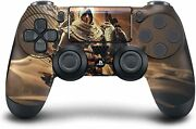 Modded Rapid Fire Controller Assassins Creed Compatible With Ps4 Console