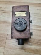 Antique Auto Ford Model T Wooden Master Buzz Coil Berling Magneto Co