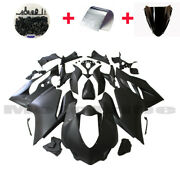Matte Black Fairing Kit For Ducati 1299 959 Panigale 2015-2018 Abs Body+bolts