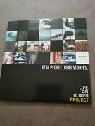 Volvo For Life Guide Real People. Real Stories. Life On Board Project Dvd