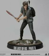 The Last Of Us Part 2 Ellie With Machete Statue Brand New In Box Statuette