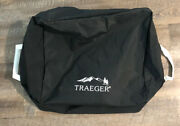 Traeger Wood Fired Grills Ptg Carrying Case Grill Cover Bag