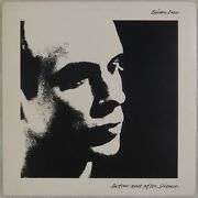 Brian Eno Before And After Science Uk Polydor W/ 4 Art Prints Lp Vinyl