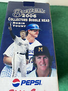 Milwaukee Brewers Robin Yount 2006 Collectors Bobblehead-all 3 Versions New