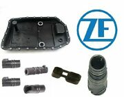 Oem Zf 6hp19 Full Changing Kit -oil Pan Filter+vb To Case Sleeve Connector Seal
