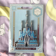 Disney Store Frozen Arendelle Castle Collection 2 Of 10 Limited Edition Pin 2020