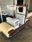 Fred Flintstone Car Vintage Store Front Coin Operated Kiddie Ride